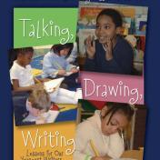 talking-drawing-writing